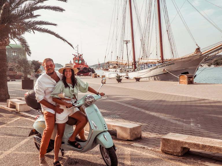 Menorca en moto