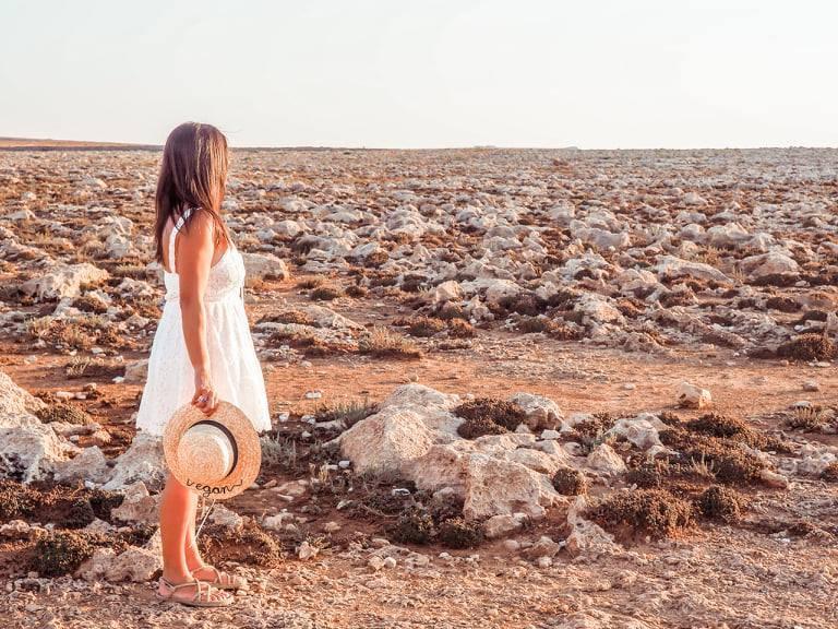 ver atardecer en Menorca