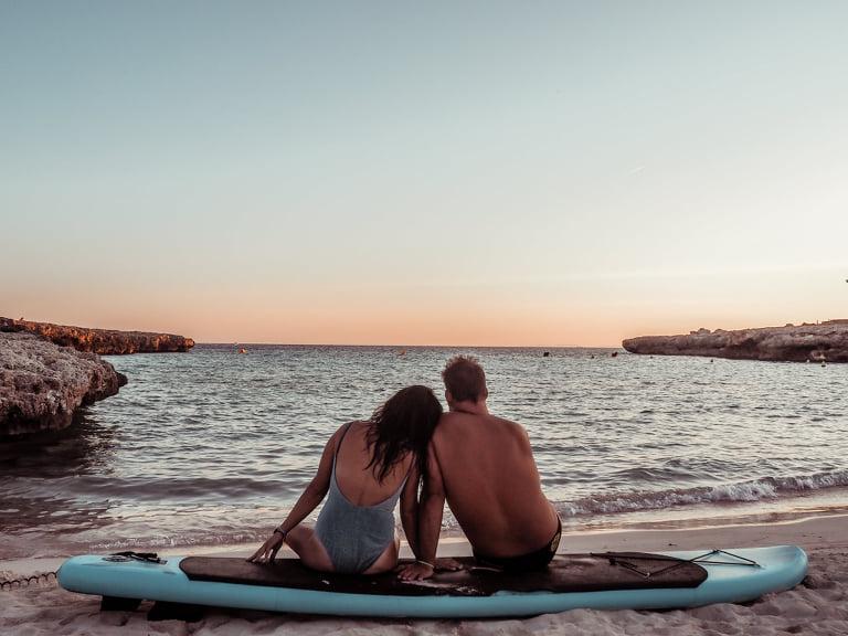 Viaje romántico