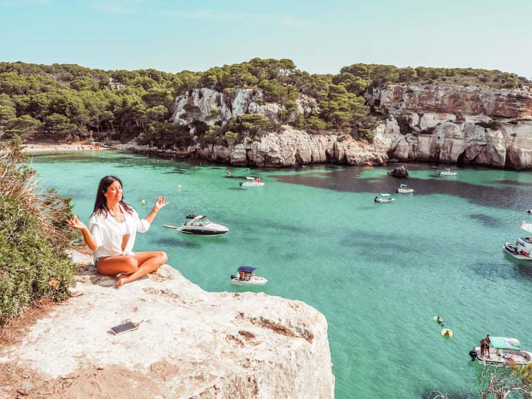 Yoga en Menorca