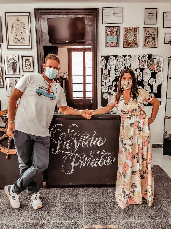 Tatuajes en Menorca: La vida pirata