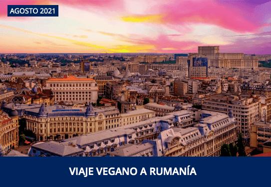 Viaje vegano a Rumanía